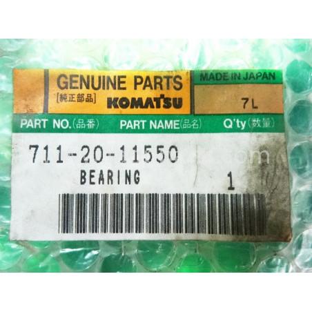 Rodamiento Komatsu 711-20-11550 para WA500-3 · (SKU: 1837)