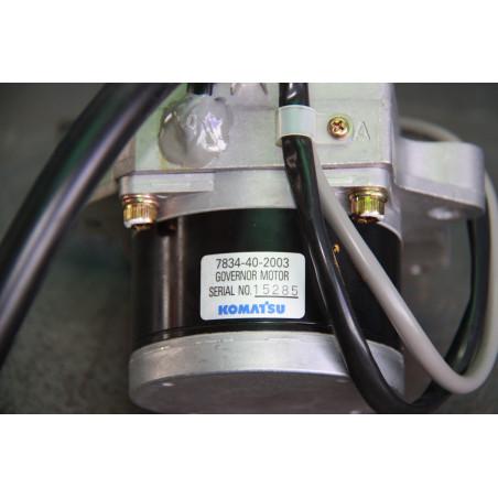 Pedal Acelerador Komatsu 7834-40-2003 para PC340-6 · (SKU: 310)