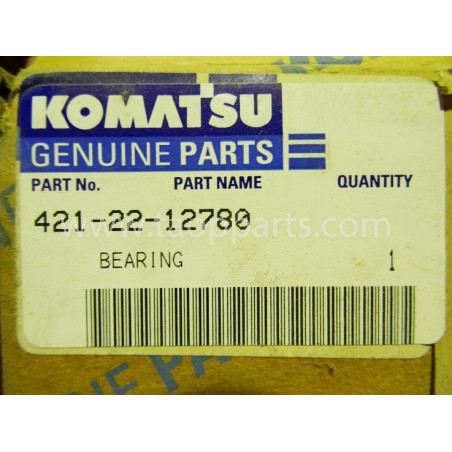 Komatsu Axle bearing 421-22-12780 for WA420-3 · (SKU: 1853)