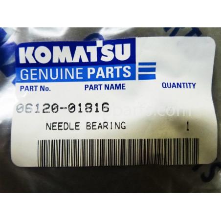 Komatsu Bearing 06120-01816 O for D375A-1 · (SKU: 1854)