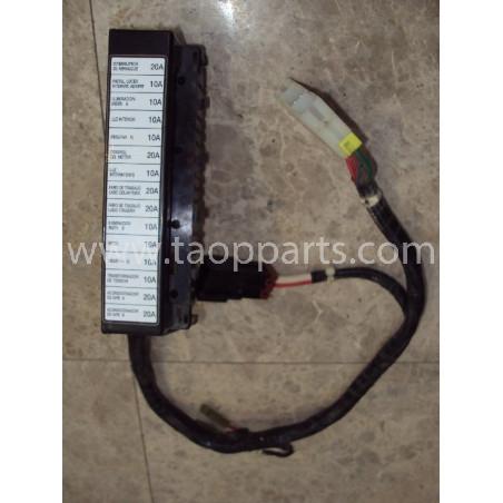 Porta fusibles Komatsu 421-06-32462 para WA470-5 · (SKU: 1874)