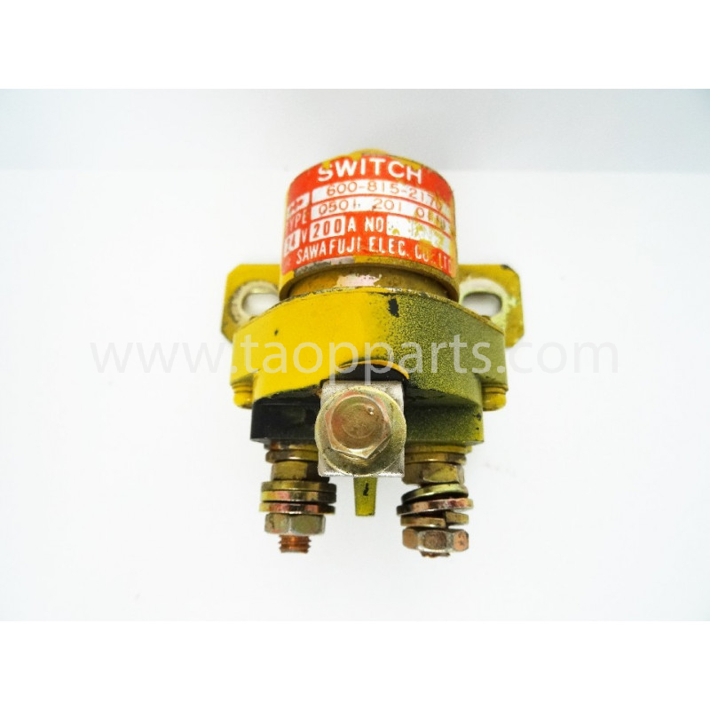 Komatsu Switch 600-815-2170 for PC290-6 · (SKU: 1924)