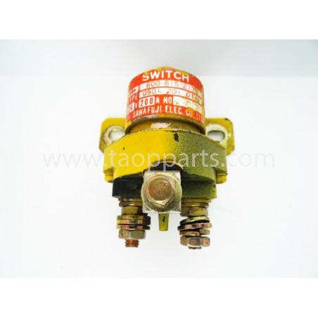 Interruptor Komatsu 600-815-2170 para PC290-6 · (SKU: 1924)