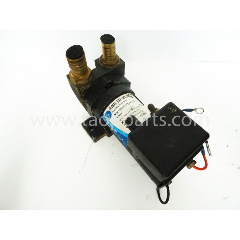 Pompa idraulica Komatsu 205-04-K1160 del PC290-6 · (SKU: 1925)