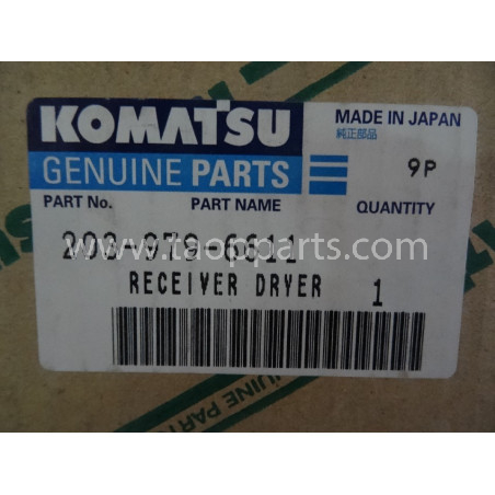 Komatsu Filter housing 203-979-6611 for PC200-6 · (SKU: 1984)