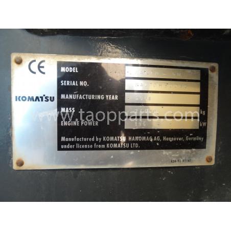 Pala Cargadora Komatsu WA470-5