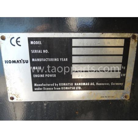 Komatsu WA480-5