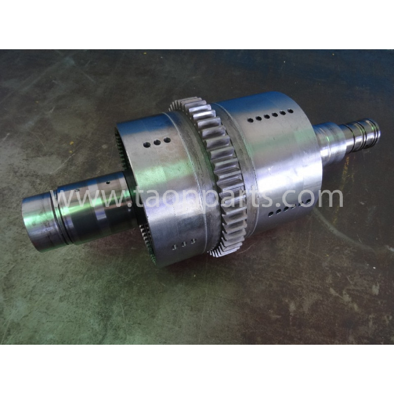 Eje de transmision Komatsu 714-07-13010 de Pala cargadora de neumáticos WA470-3 · (SKU: 2075)