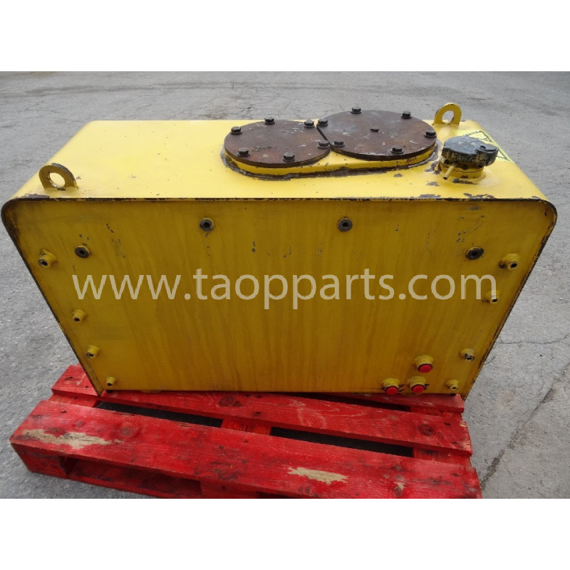 Reservoir hydraulique [usagé|usagée] 423-60-45311 pour Chargeuse sur pneus Komatsu · (SKU: 2097)