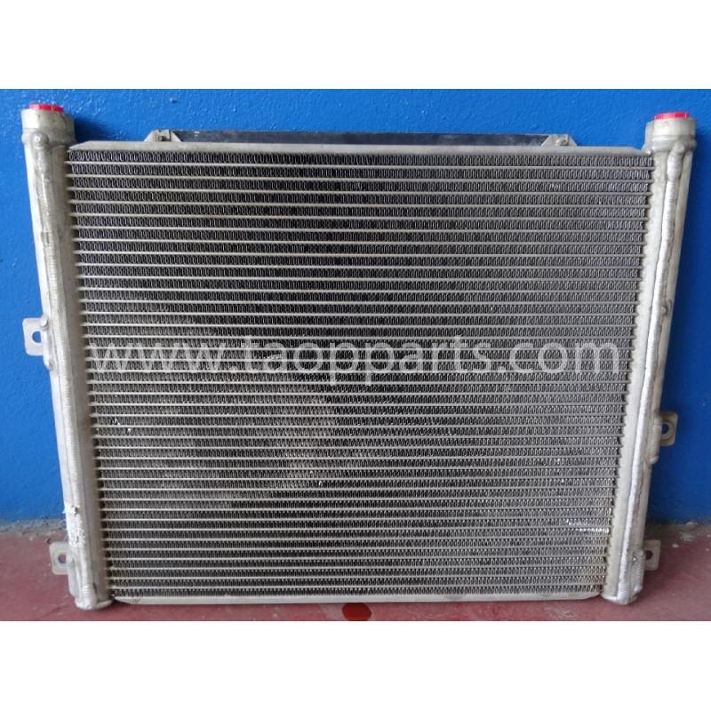 Enfriador de aceite hydraulico Komatsu 421-03-31322 para WA470-5 · (SKU: 2113)