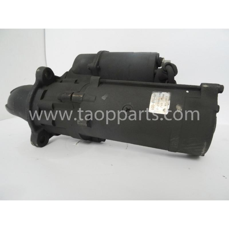 Motor electric Komatsu 600-813-6611 pentru WA470-3 · (SKU: 2132)