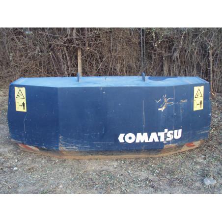 CONTRAPESO KOMATSU PC400-3