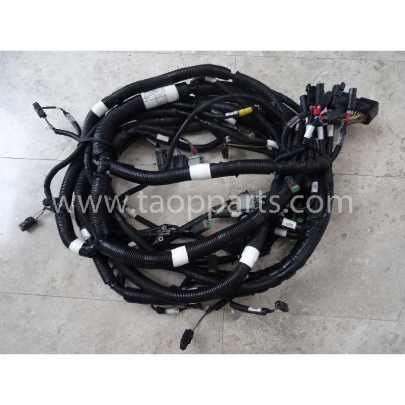 Installation Komatsu 423-06-42223 pour Chargeuse sur pneus WA380-6 · (SKU: 2152)