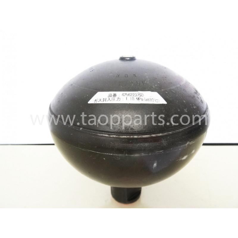 Acumulador Komatsu 425-62-23750 de Pala cargadora de neumáticos WA380-6 · (SKU: 2156)
