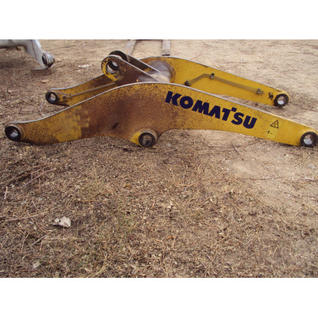 Brazo Komatsu 421-70-H1510 para WA470-5 · (SKU: 329)