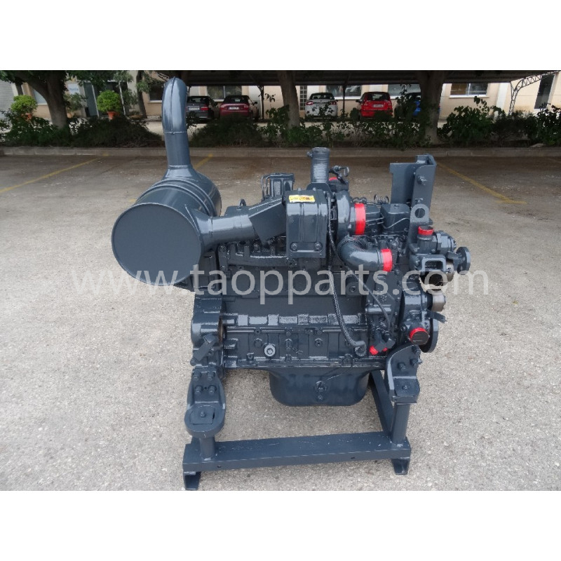 MOTOR Komatsu SAA6D102E-2 PC210-7 · (SKU: 1605)