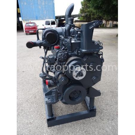 MOTOR Komatsu SAA6D102E-2 para PC210-7 · (SKU: 1605)