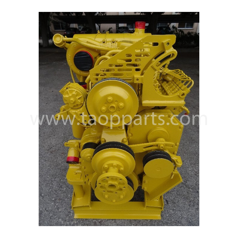 Komatsu Engine 206-01-K1140 for PC290-6 · (SKU: 1613)