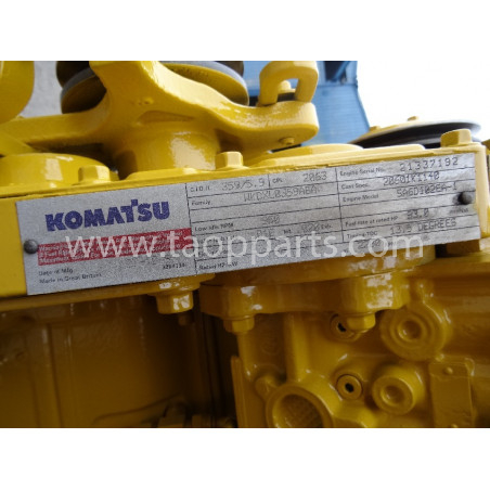 MOTOR Komatsu 206-01-K1140 para PC290-6 · (SKU: 1613)