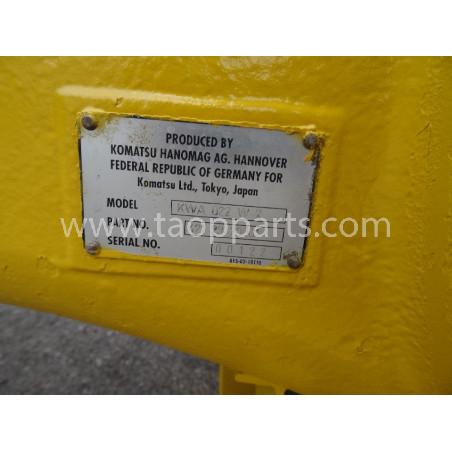 Essieu Komatsu 421-23-20001 pour WA470-3 · (SKU: 2002)