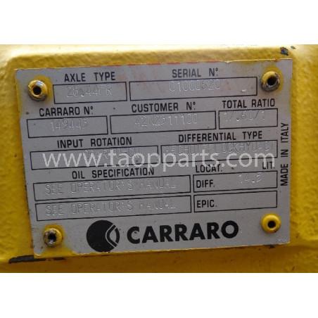 Komatsu Axle 42N-23-11100 for WB97R-5 · (SKU: 2204)