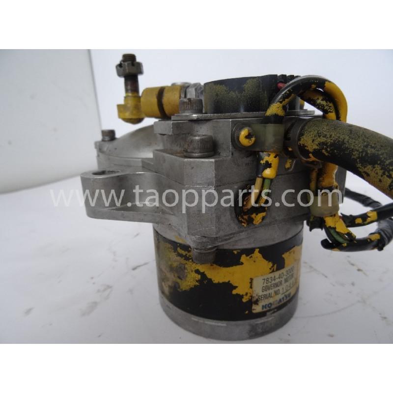 Motor eléctrico Komatsu 7834-40-3000 para PC290-6 · (SKU: 2464)
