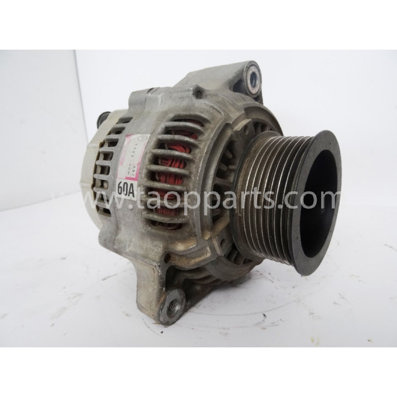 Komatsu Alternator 600-861-6410 for PC210-7 · (SKU: 2469)
