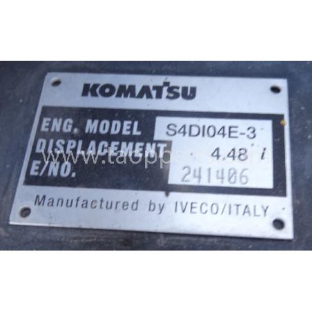 Komatsu Engine 42N-01-11300 for WB97R-5 · (SKU: 2200)