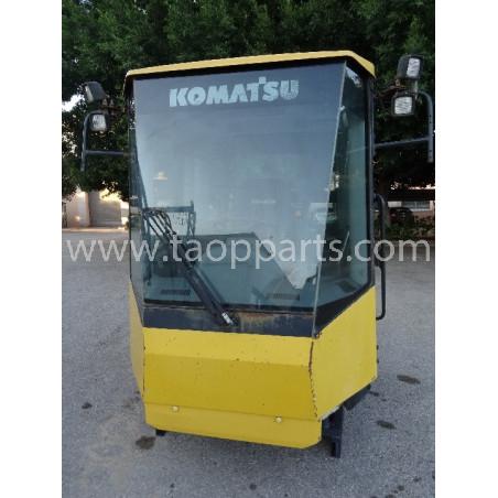Komatsu Cab 421-56-H3A10 for WA480-5 · (SKU: 2033)