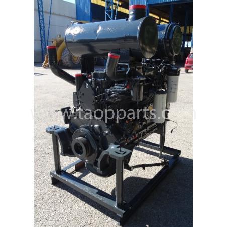 Komatsu Engine 6159-02-HH01 for WA480-5 · (SKU: 2026)