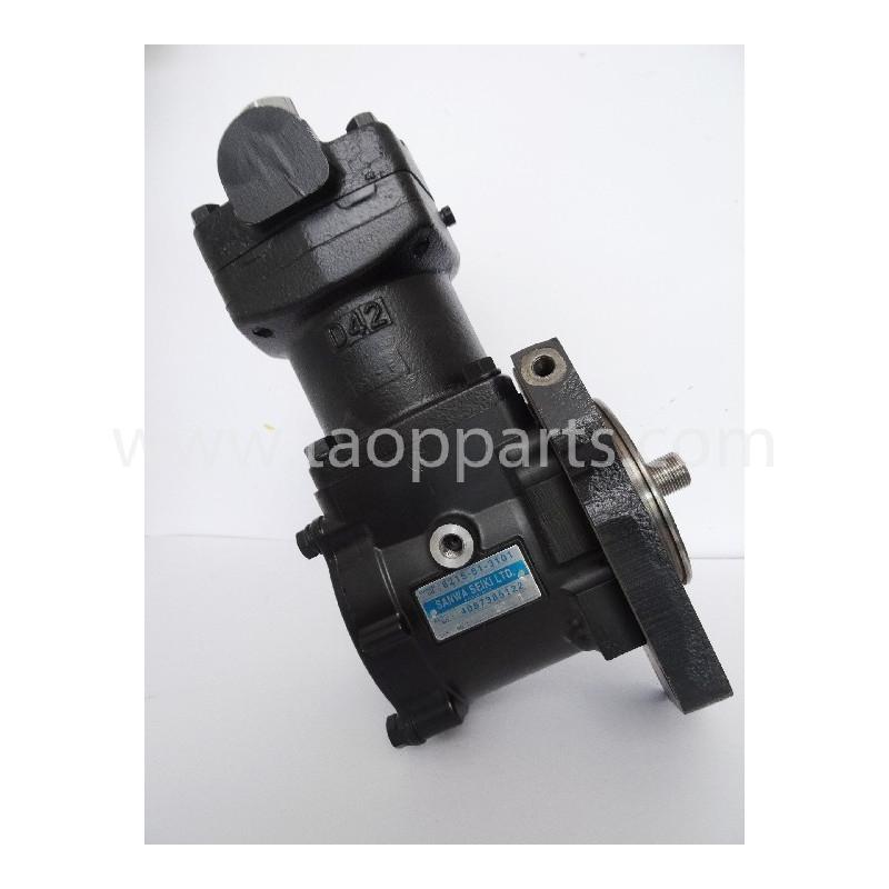 Komatsu Compressor 6215-81-3101 for HD785-7 · (SKU: 2632)