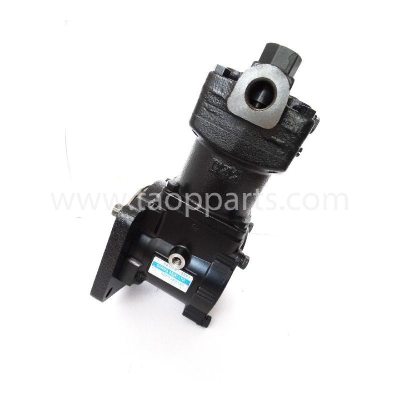 Compresor Komatsu 6215-81-3201 para WA600-1 · (SKU: 2717)