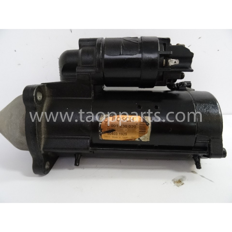 Motor eléctrico Komatsu EA504031929 para WB97R-5 · (SKU: 2745)