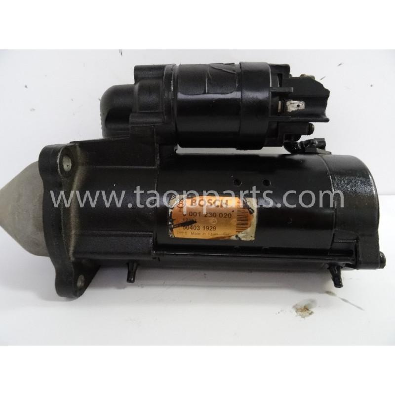 Komatsu Electric motor EA504031929 for WB97R-5 · (SKU: 2745)