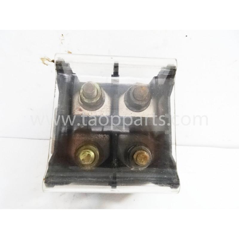 Porta fusibles usada Komatsu 569-06-62890 para HM400-1 · (SKU: 2790)