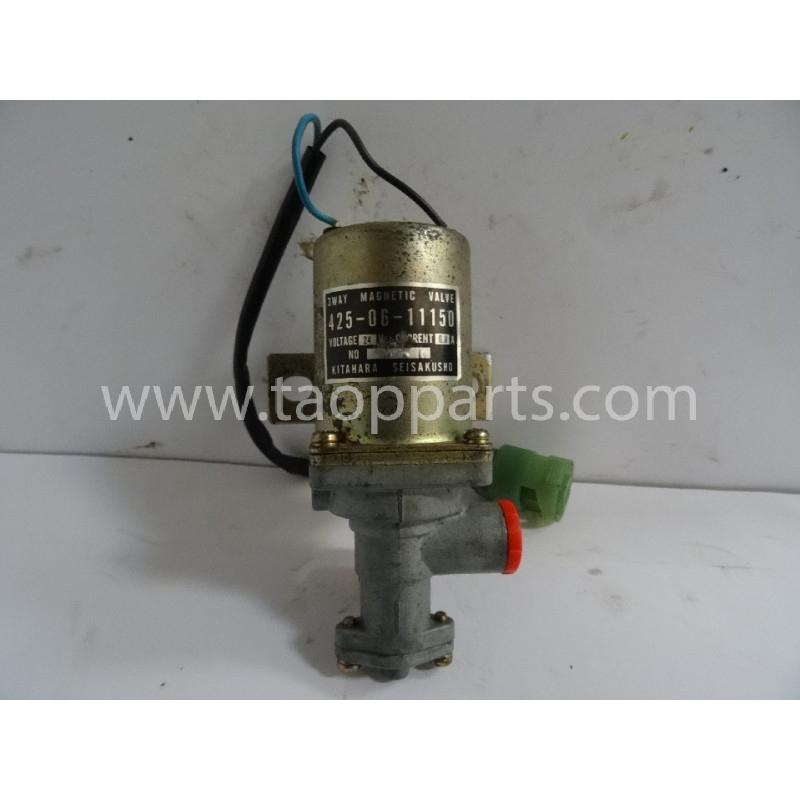 Valvula usada 20Y-60-32110 para EXCAVADORA DE CADENAS Komatsu · (SKU: 2787)
