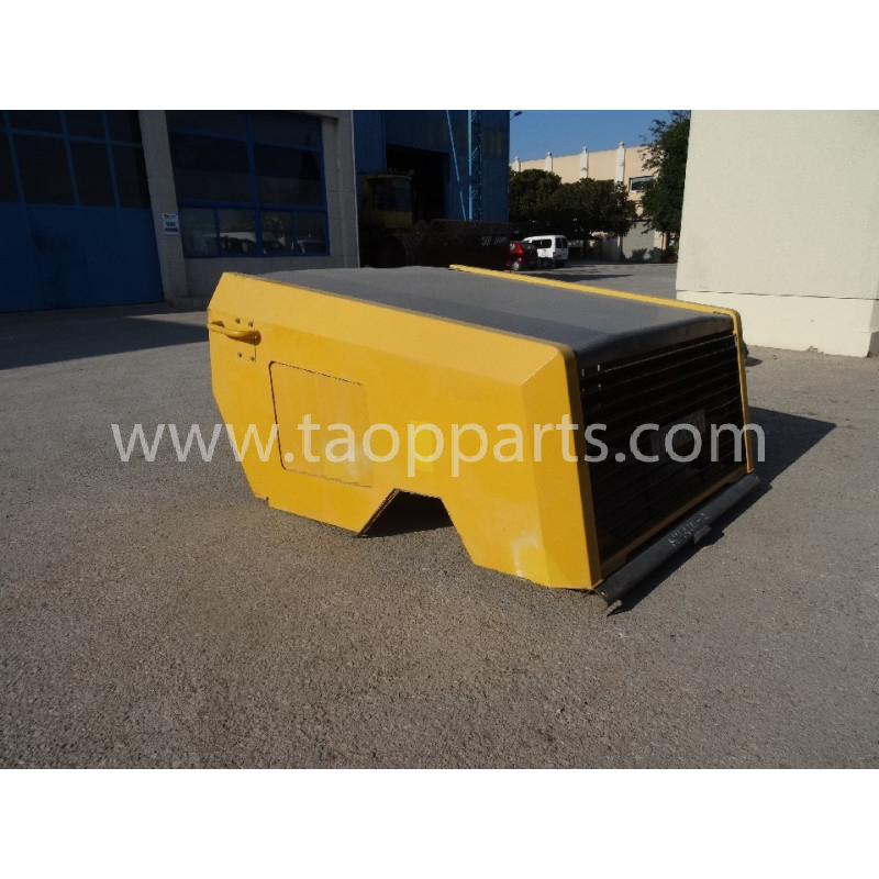 Capot Komatsu 56B-54-11114 pour Dumper articulé HM400-1 · (SKU: 2809)