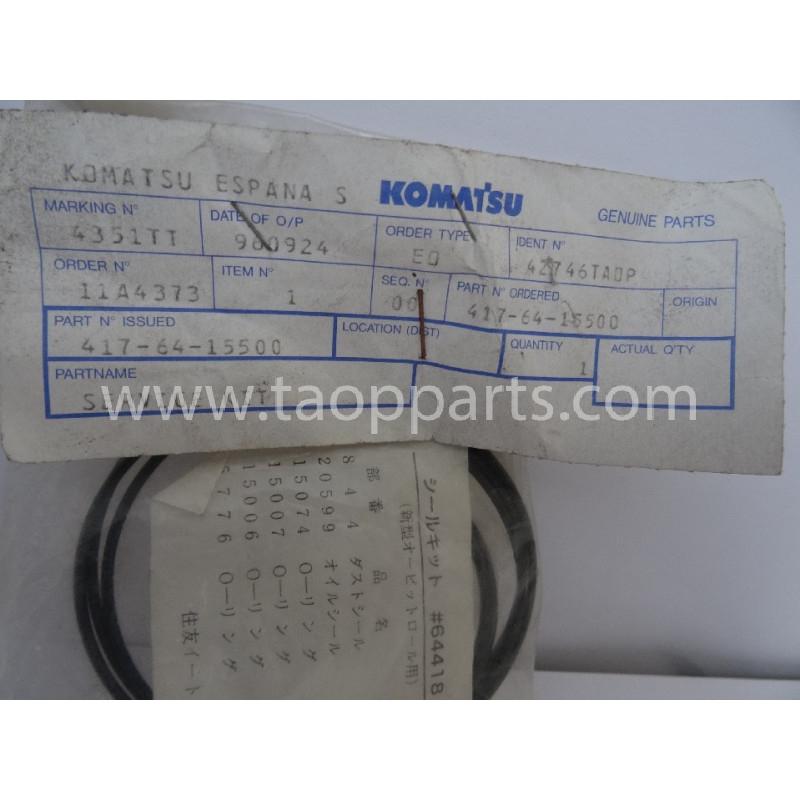 Retenes Komatsu 417-64-15500 para maquinaria · (SKU: 2827)