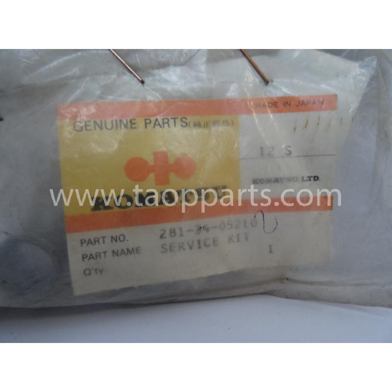 Retenes Komatsu 281-34-05210 para maquinaria · (SKU: 2828)