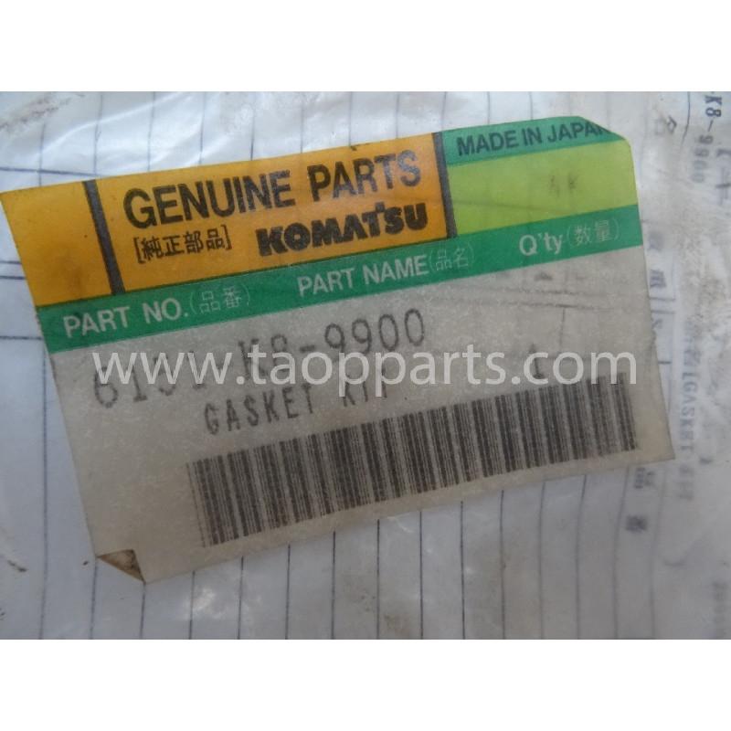 Kit de servicio Komatsu 6151-K8-9900 para maquinaria · (SKU: 2823)