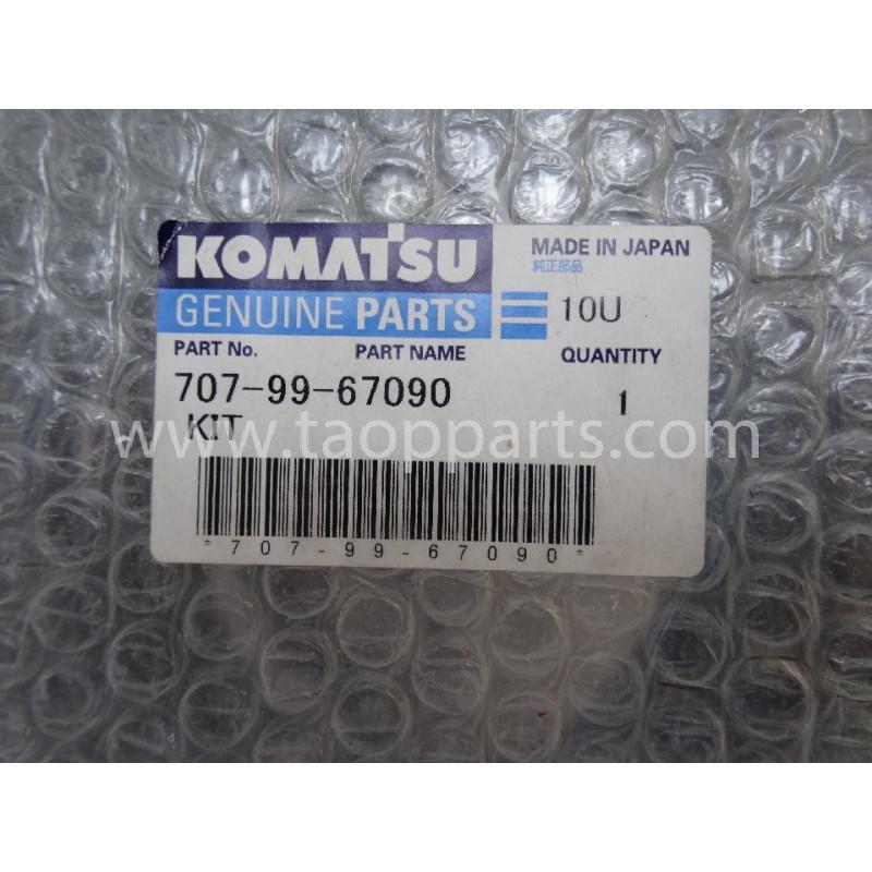 Empaquetadura Komatsu 707-99-67090 para maquinaria · (SKU: 2831)