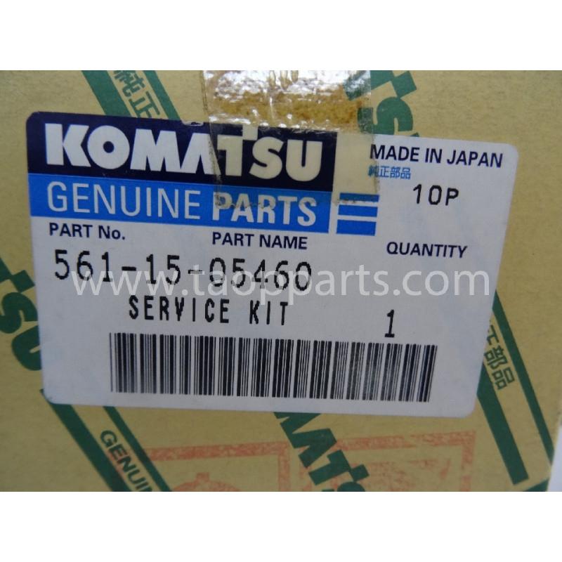 Kit de servicio Komatsu 561-15-05460 para maquinaria · (SKU: 2833)
