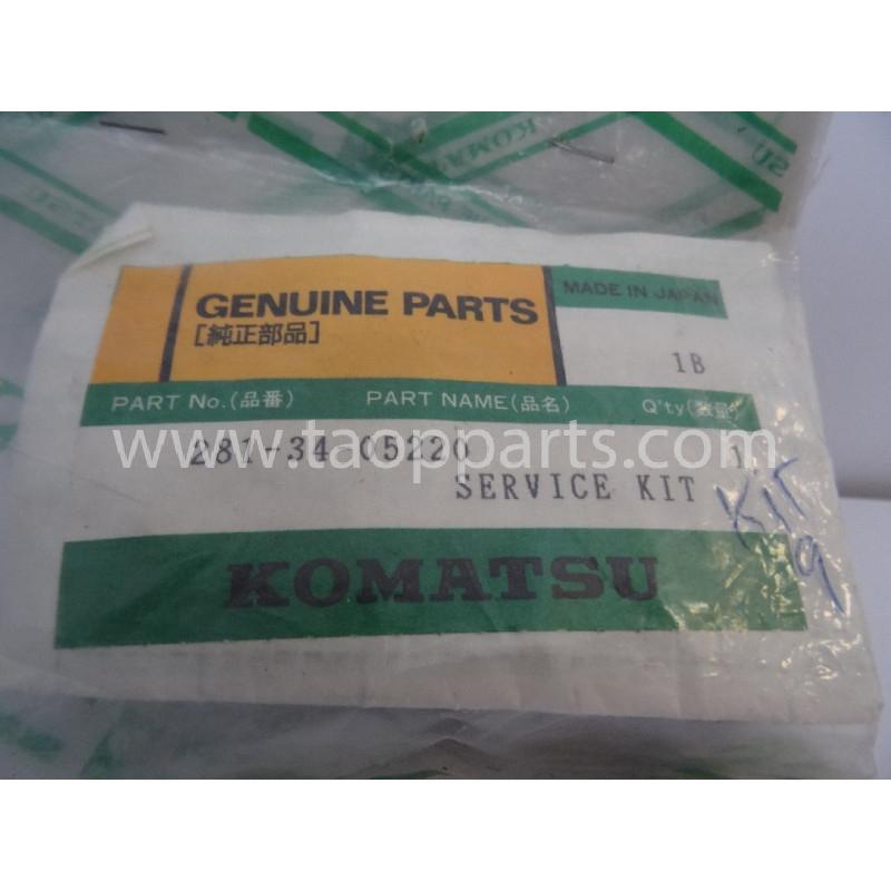 Retenes Komatsu 281-34-05220 para maquinaria · (SKU: 2836)