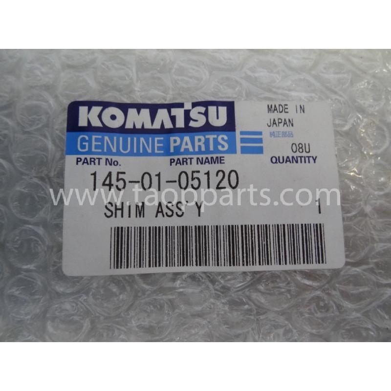 Kit de servicio nuevo Komatsu 145-01-05120 para maquinaria · (SKU: 2839)