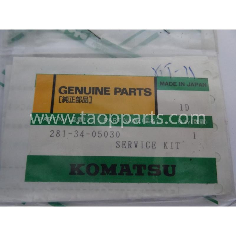 Retenes Komatsu 281-34-05030 para maquinaria · (SKU: 2840)