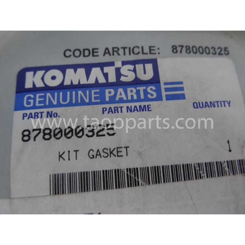 Retenes Komatsu 878000325 para maquinaria · (SKU: 2841)