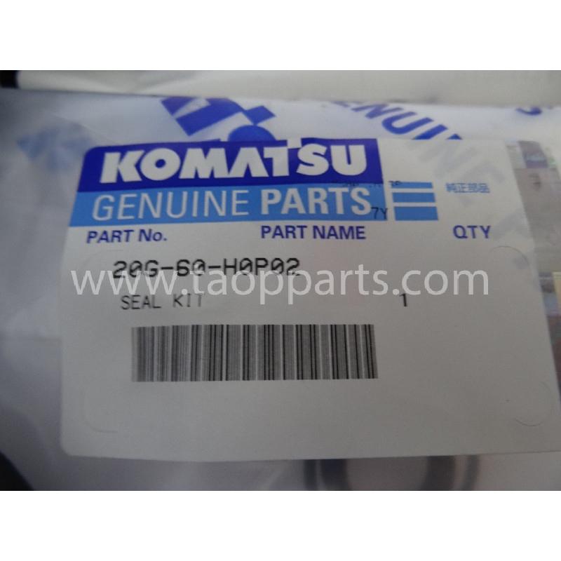 Retenes Komatsu 20G-60-H0P02 para maquinaria · (SKU: 2845)