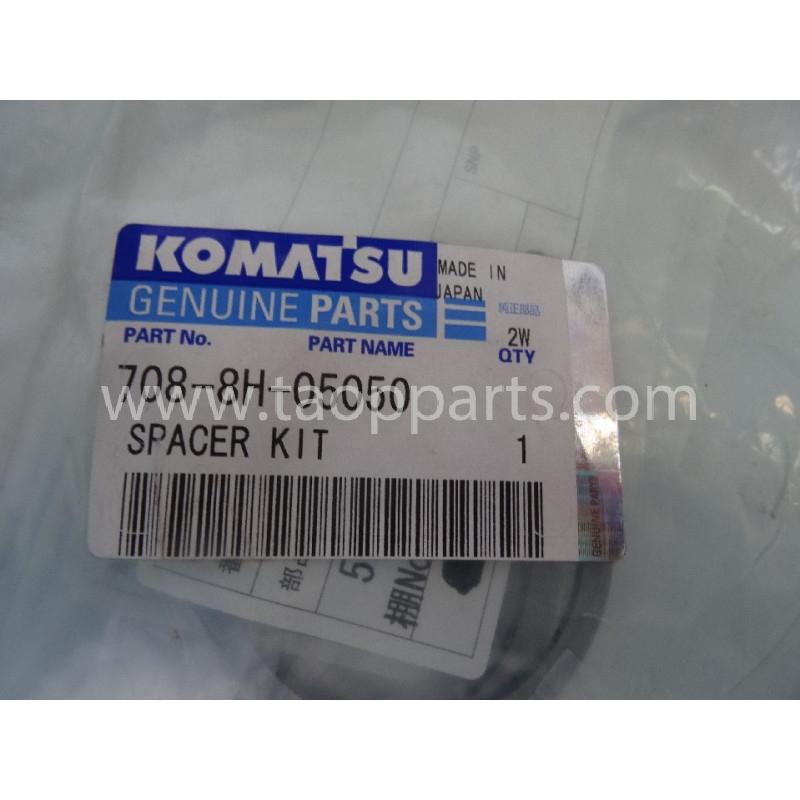 Laminas de ajuste Komatsu 708-8H-05050 para maquinaria · (SKU: 2846)