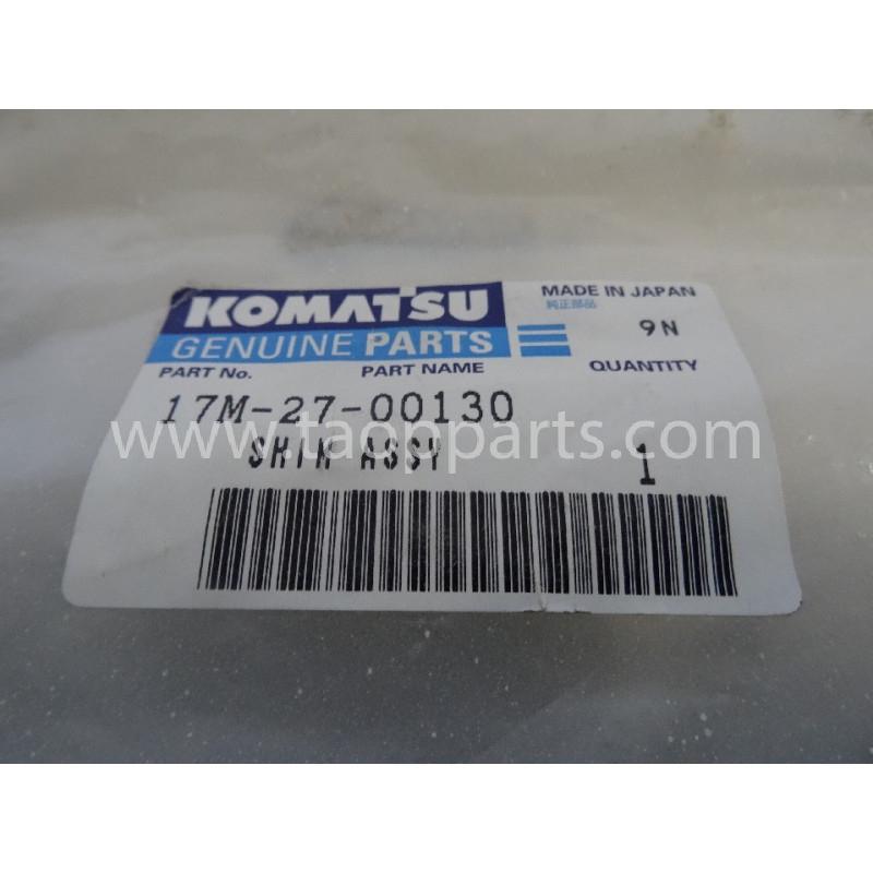 Laminas de ajuste Komatsu 17M-27-00130 para maquinaria · (SKU: 2861)