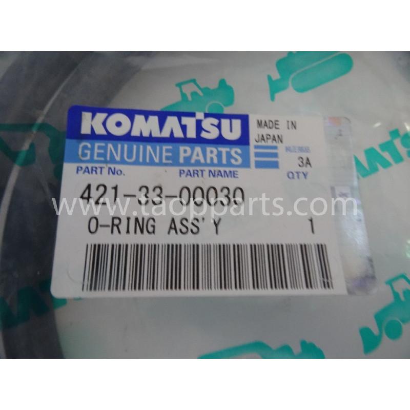 Retenes Komatsu 421-33-00030 para maquinaria · (SKU: 2864)